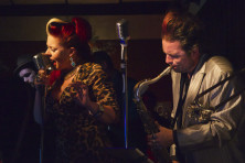 WIFEE and the HUZz BAND villano