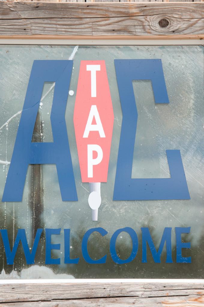 AC Tap. Photo by Len Villano.