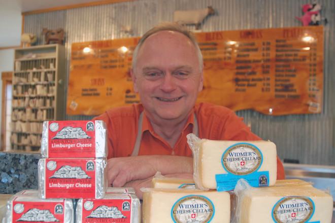 Jim Pionkoski Wisconsin cheese masters