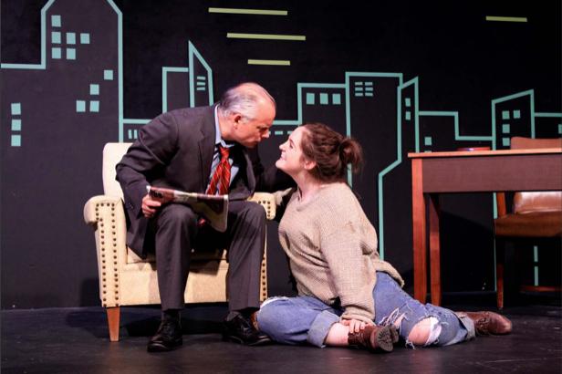 Sylvia. Stage Door Theatre Company.