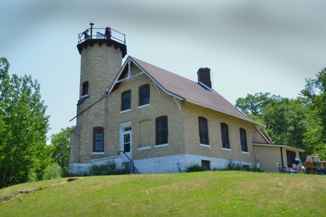 Chambers Island Lighthouse & Forgotten Charms of Chambers Island - Door County Pulse