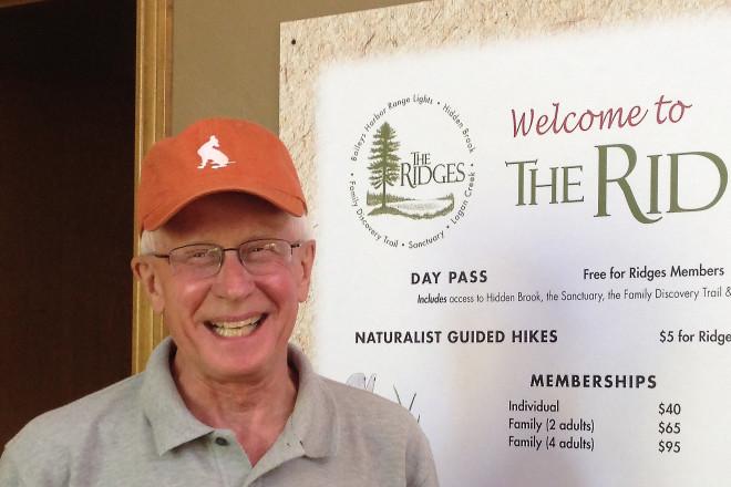 Bill Wolff Ridges