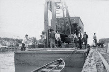 canal workers