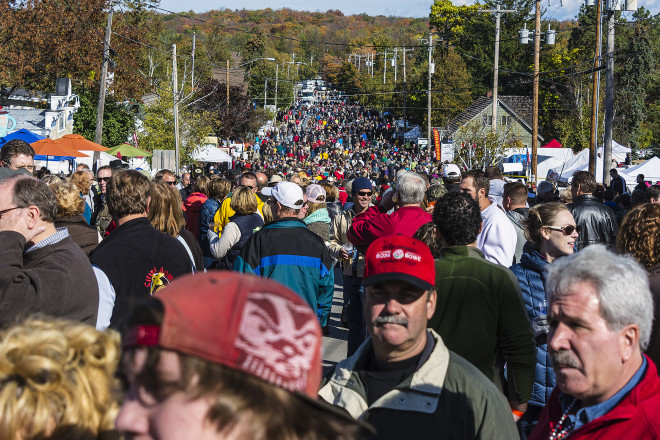 Sister Bay Fall Festival 2019  (Oct. 18 - 20)