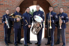 United States Air Force (USAF) Band of Mid-America's Airlifter Brass