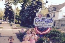 kids at grumpy's
