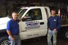 Murrock yard maintenance