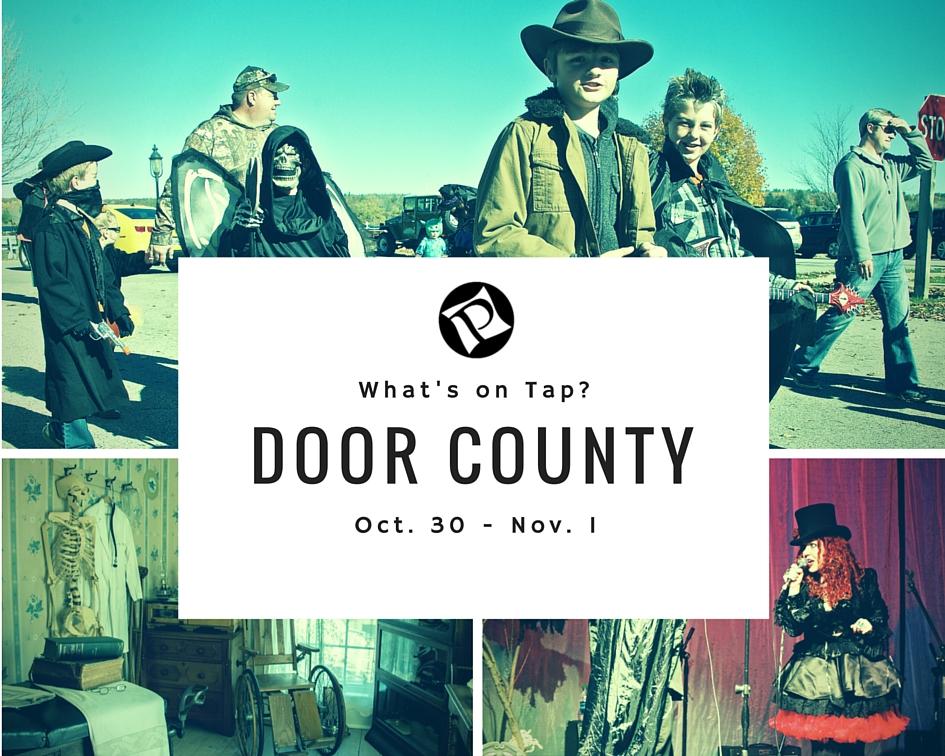 Decorating Ideas > What's On Tap, Door County? Oct 30 – Nov 1 ~ 010545_Halloween Events Door County