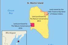 st. martins map