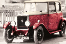 old speckled hen 1929 MG
