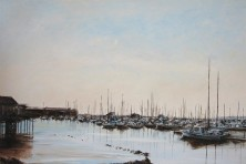 """Monterey Harbor"" by Brian Pier."