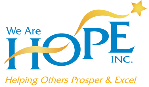 We Are HOPE logo