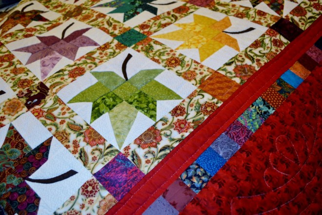 Much More Than Quilts at Amish Quilt and Holiday Craft Show - Door ... : quilts amish - Adamdwight.com