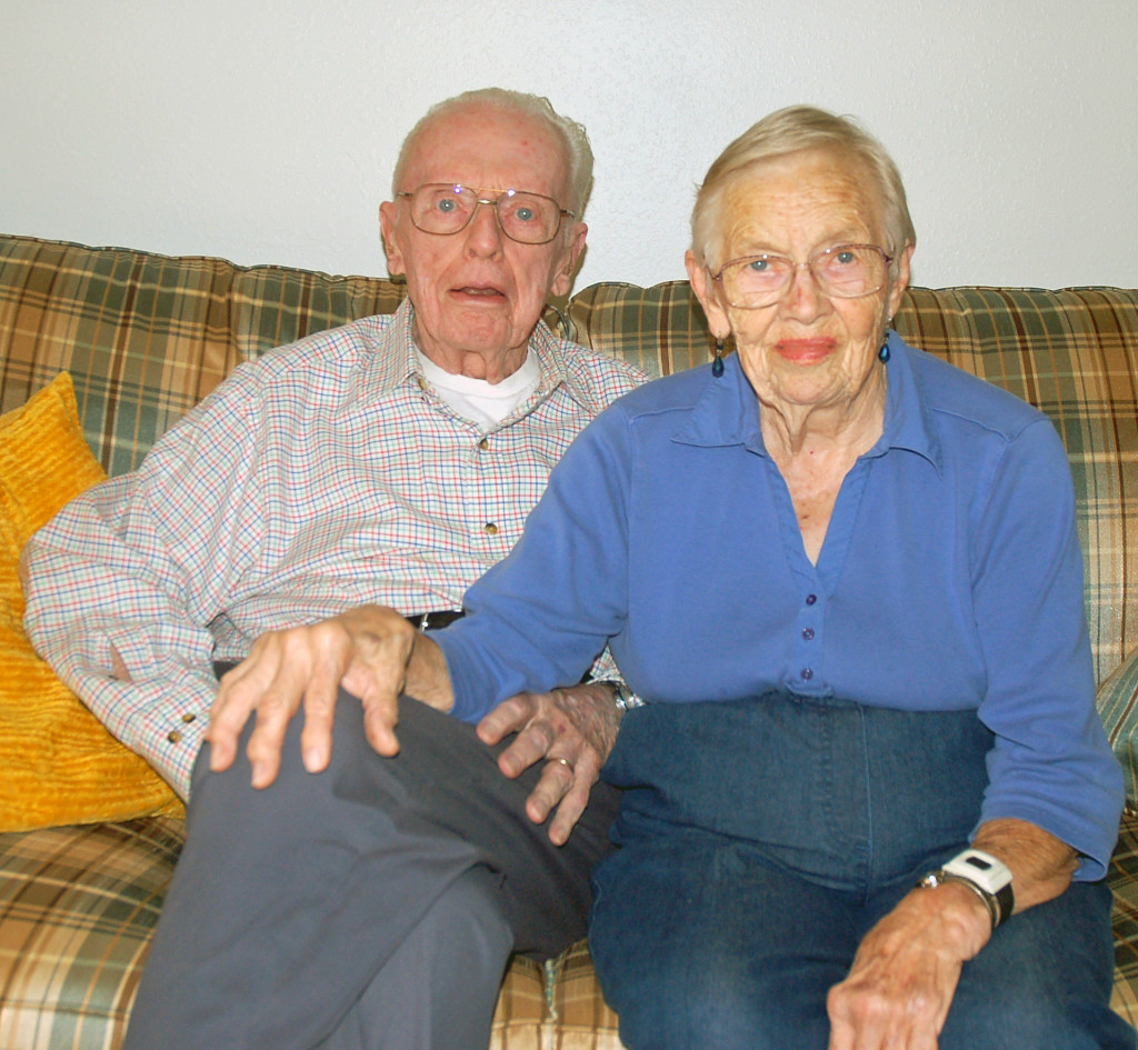 Wayne and Ruby Lemburg. Submitted.