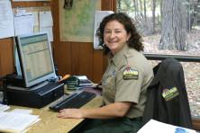 Suzi Hass, Kelli Bruns, Peninsula State Park