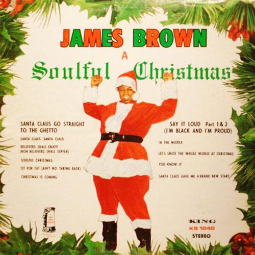 A-Soulful-Christmas James Brown