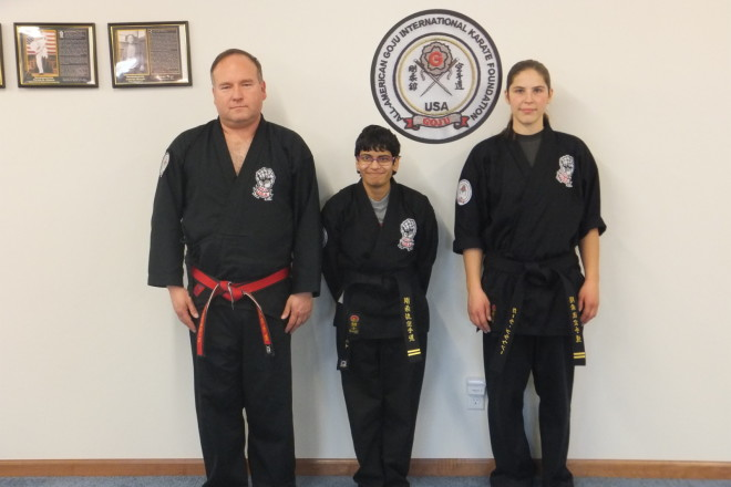 2nd degree black belt essay