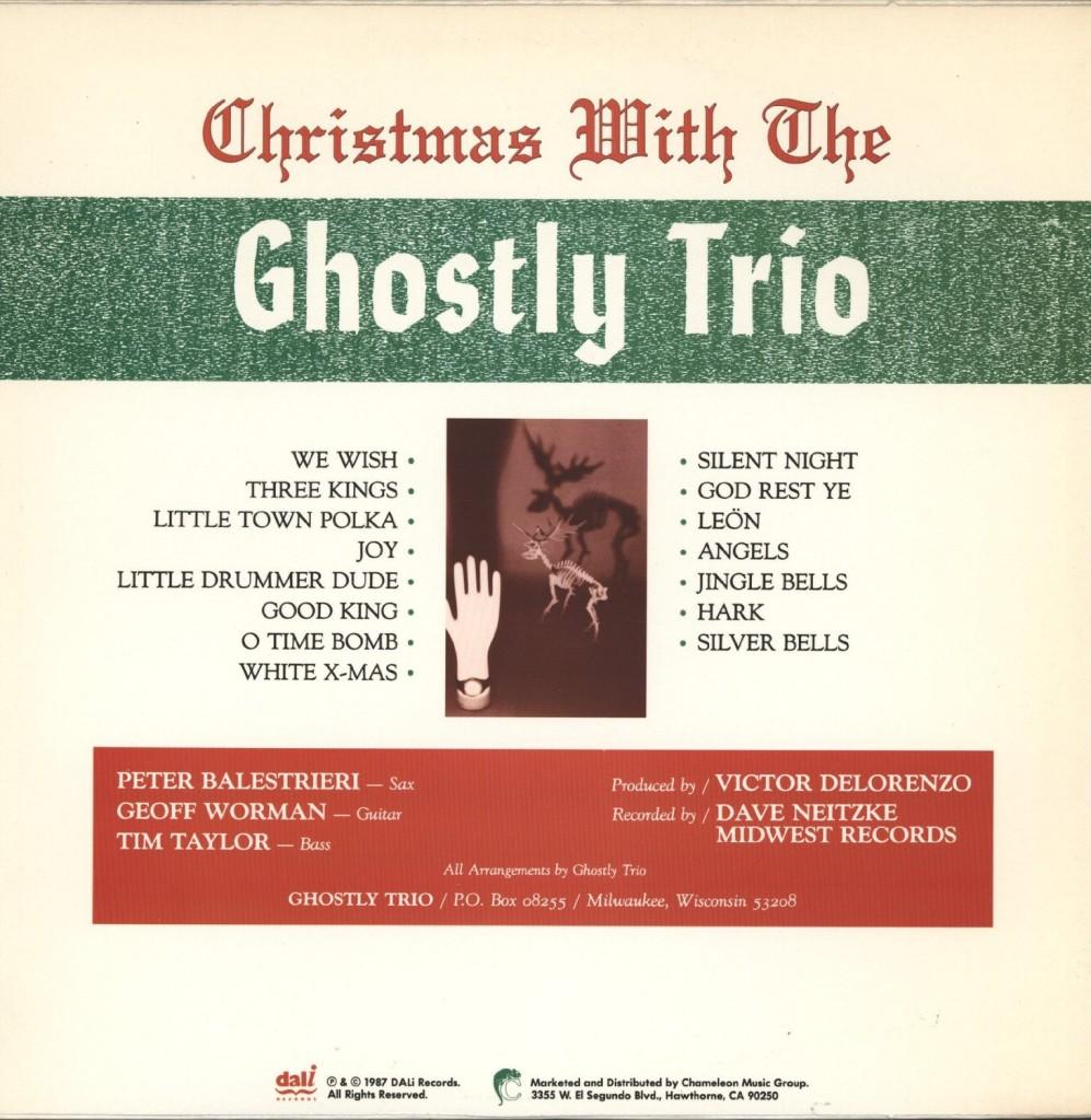 Ghostly Trio