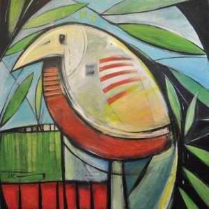 Tim Nyberg, Fancy Bird