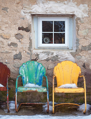 Dan Anderson, Chairs