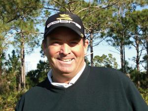 Pete Mogg, Head Golf Professional, Horseshoe Bay Golf Club.