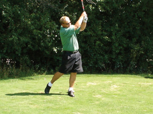 Randy Meyer, Head Golf Professional, IdleWild Golf Course.