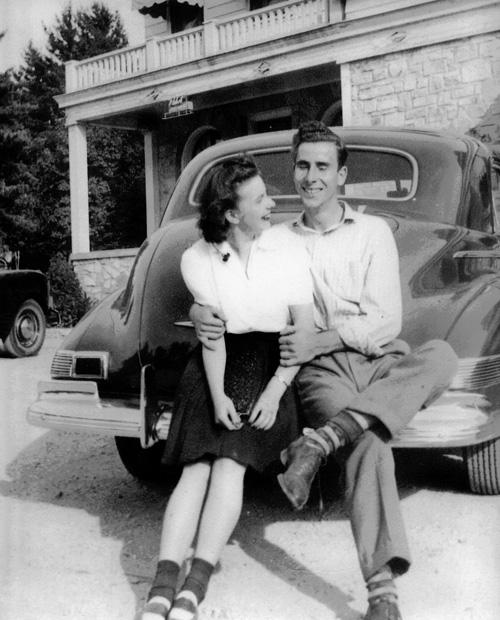 Hank Eckert, Donna Berns