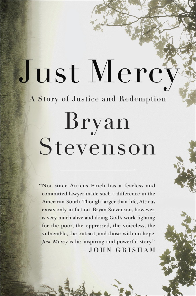 """""""My work with the poor and the incarcerated has persuaded me that the opposite of poverty is not wealth; the opposite of poverty is justice."""" - Bryan Stevenson"""