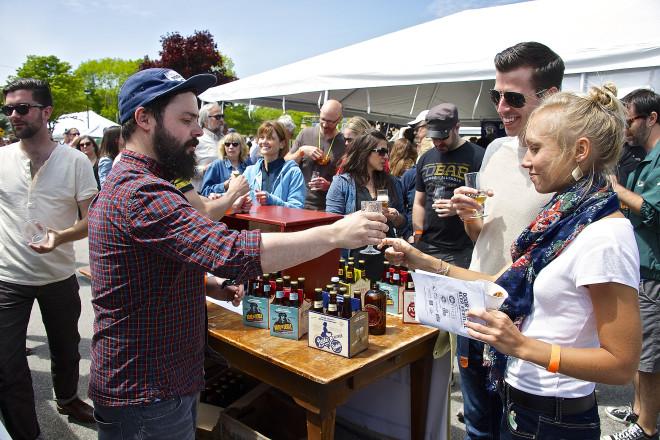 Door County Beer Festival Tickets on Sale Feb. 1