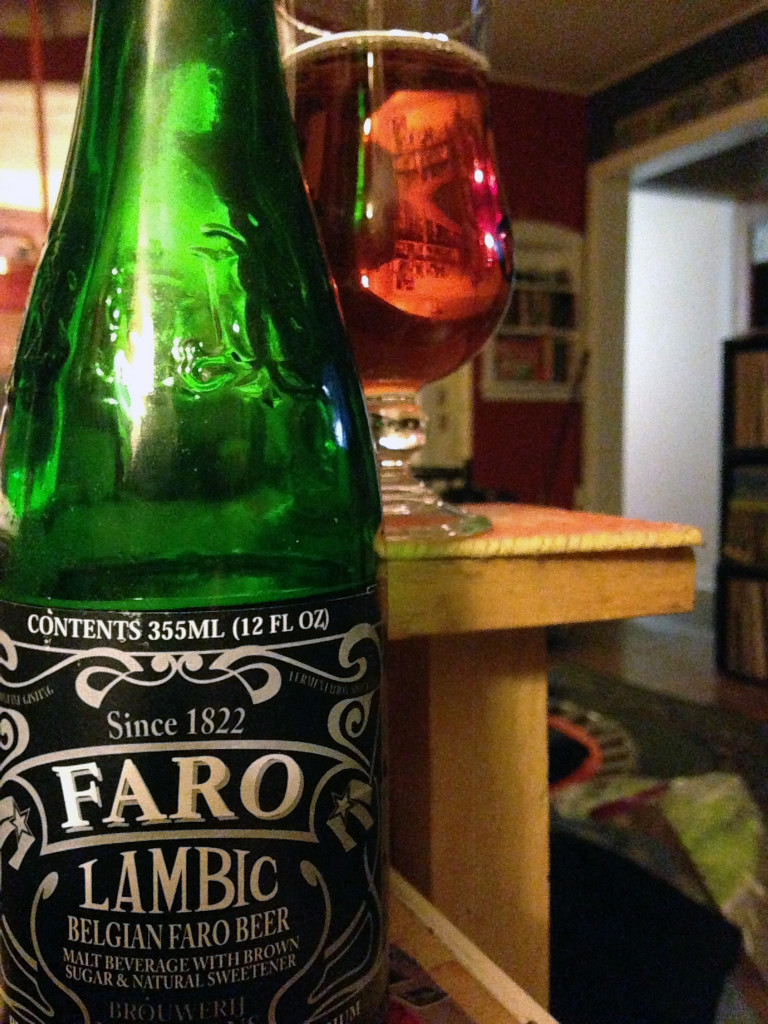 Lindeman's Faro Lambic