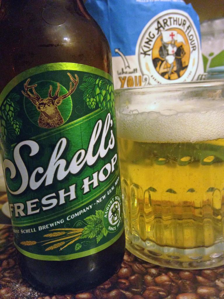 Schell's Fresh Hop Equinox Pilsner