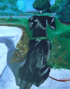"""Looking Forward"" by Samantha Beutel."