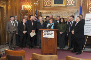 Rural WI Press Conf 14