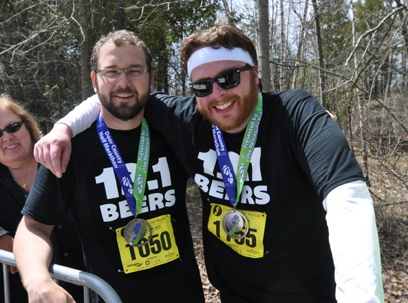 Delightful The Pact: Runners Use Uncommon Commitment To Finish Door County Half  Marathon