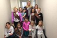 Girl Scout Brownie Troop #4356 visited Lindsey Donohue at Ministry Health Care North Shore Clinic to receive their first aid badge. Submitted.