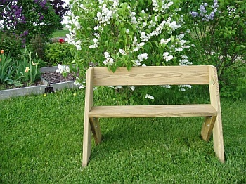 Peachy Buy An Aldo Leopold Bench From Habitat For Humanity Door Alphanode Cool Chair Designs And Ideas Alphanodeonline
