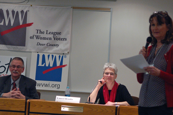 Sturgeon Bay Mayoral Candidates Pitch Different Paths for Citizen Engagement
