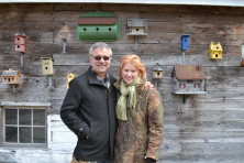 Jillaine Burton and Andrew Seefeldt