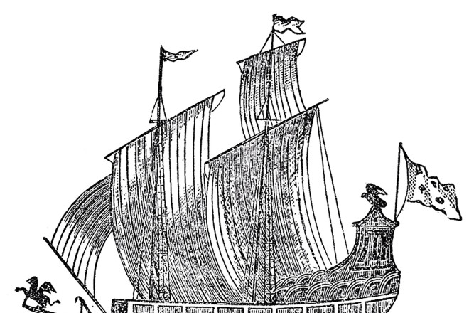 """Muskegon divers claim to find elusive """"Le Griffon"""" shipwreck"""