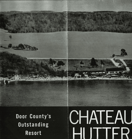 The Chateau Hutter brochures oversold the uncompleted resort.