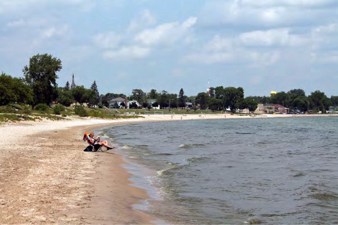 Algoma Awarded Grant for Crescent Beach