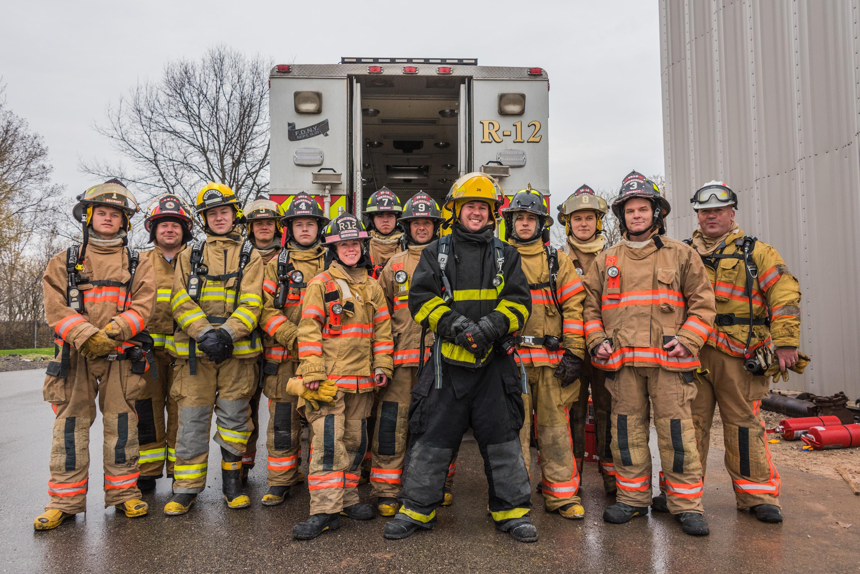 Fireman picture teen — 1