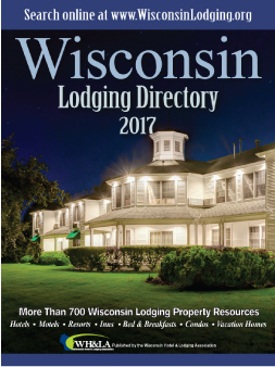 Two Door County Hotels Vying For Wisconsin Lodging Directory Cover