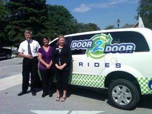D2D Pic Roger, Pam, Amy