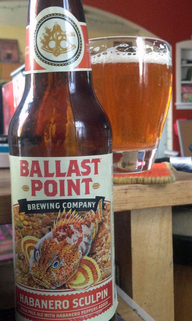 Ballast Point Habanero Sculpin