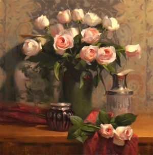 """Fresh Flowers"" by Laurie Kersey"