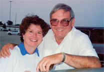 Dianne and Peter Trenchard. Submitted photo.