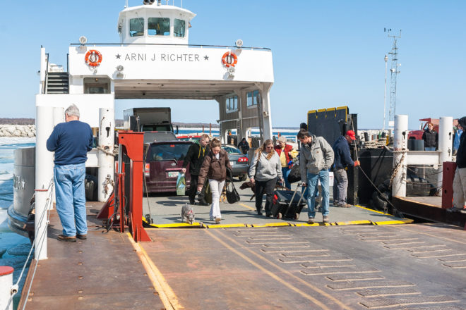 Maritime Len by the numbers national maritime day door county pulse