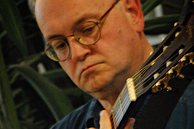 Solo CD Released by George Sawyn
