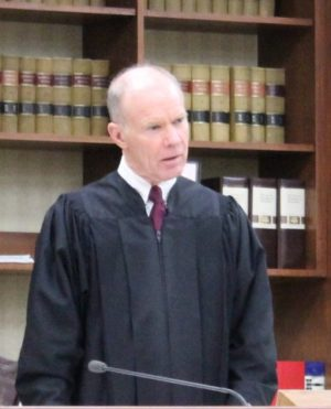 At The Time Door County Had Only One Circuit Court Judge, And It Was Judge  Edwin Stephen (who Served 1968 1988).